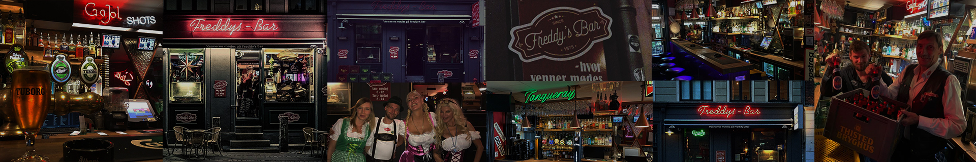 Freddys bar mashup