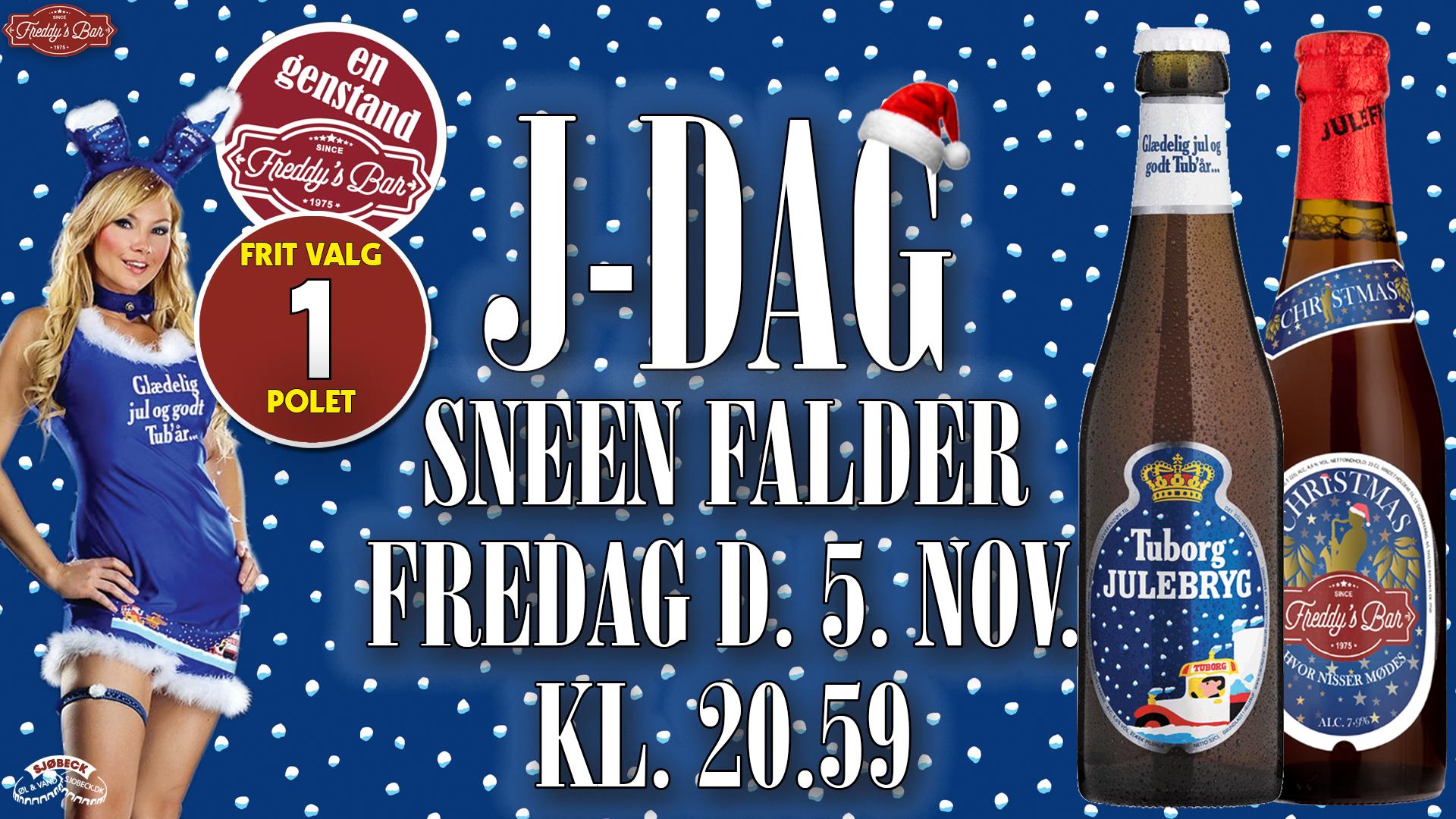 J Dag Fredysbar